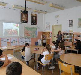 """Двата проекта на ОУ """"Проф. Марин Дринов"""" са номинирани в Националния ученически конкурс """"Посланици на здравето"""""""