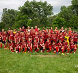 Днес бе даден старт на Milan Academy Junior Camp в Панагюрище