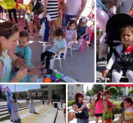 Слънчев, весел и много забавен детски празник на 1 юни в Панагюрище