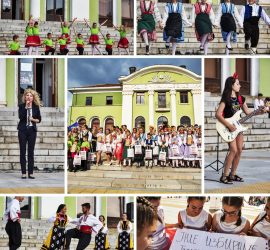 """""""Да се хванем за ръце и да кажем НЕ""""- с български народни танци срещу зависимостите"""