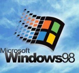 Windows 98 навърши 23 години