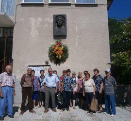 182 години от рождението на Апостола почетоха в с.Левски