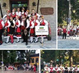 Певци и танцьори от Панагюрище и общината се изявяват на мегдана в Копривщица