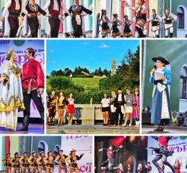 """Богата палитра от ритми, багри и емоции във втората вечер на Шестия международен младежки танцов фестивал """"Пъстър свят"""""""