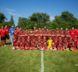 Панагюрище каза довиждане на участници в първия за това лято Milan Academy Junior Camp Bulgaria