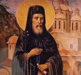 16 август – ден на Св. Йоаким Осоговски