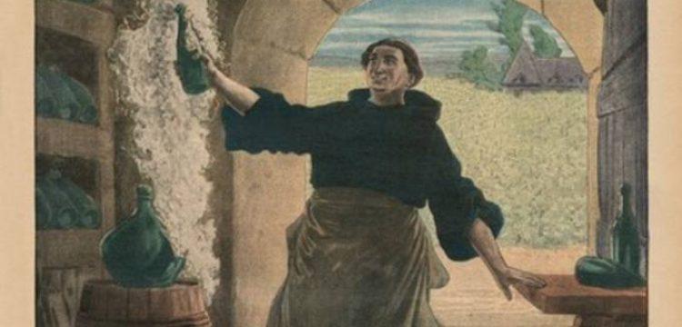 4 август 1693 г. се смята за датата на създаването на шампанското от бенедиктинския монах Дом Периньон