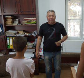 БЧК с дарение за деца от с. Бъта по повод 15 септември