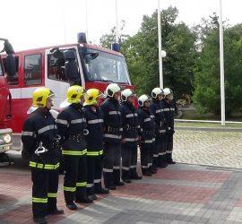 174 произшествия са ликвидирали панагюрските огнеборци от началото на годината