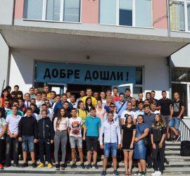 86 ученици избраха да се обучават дуално в ПГИТМТ през новата учебна година