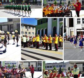 Пъстър парад в Панагюрище