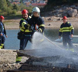 Панагюрски доброволци участваха в първото национално учение в Сърница