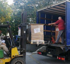 Бюлетините за местните избори пристигнаха в Пазарджик