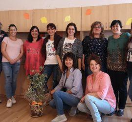 """Учители от ОУ """"20 април"""" и СУ """"Нешо Бончев"""" на работна среща по проект на програма Еразъм+"""