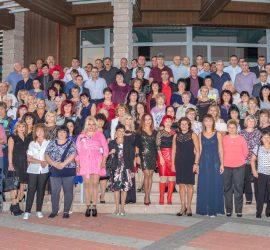 150 връстници от набор 1969 отпразнуваха заедно 50-годишния си юбилей