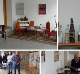 """Горнооряховският музей гостува с изложбата """"Алкохол & Амбалаж"""" в Панагюрище"""