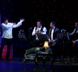 Концерт-спектакъл, посветен на незабравимия Емил Димитров, ще бъде представен в Панагюрище