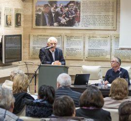 """Книгата на д-р Ясен Христов """"Панагюрище – начало на промени 1989 – 1991"""" беше представена в музея"""