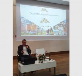 Назаем от Марица: Димитър Цоцорков: Зелената икономика изисква повече мед