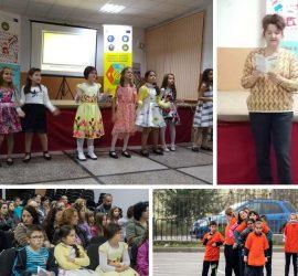 """В ОУ """"20 април"""" официално стартираха новия проект """"Справяне с ранното отпадане от училище- творчески подходи"""" по програма """"Еразъм +"""""""