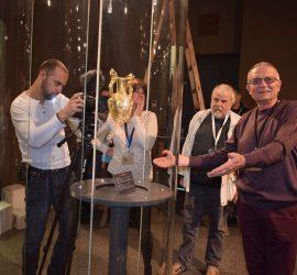 Бележим 70 г. от откриването на Панагюрското златно съкровище с кръгла маса и изложба в музея