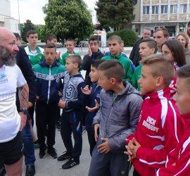 Ултрамаратонецът Краси Георгиев с ново предизвикателство