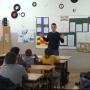 """""""Книгата промени моя живот!"""", сподели пред априлци вдъхновяващият предприемач Васил Ралчев, който гостува на училището в Националната седмица на четенето"""