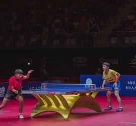 63 милиона зрители от цял свят са гледали супер турнира по тенис на маса от ITTF World Tour 2019 в Панагюрище