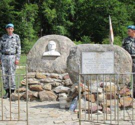Паметникът на майор Анатолий Полянков ще бъде вписан в Областния регистър на военните паметници