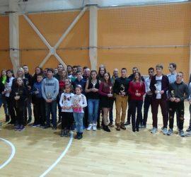 Панагюрище награди най-добрите спортисти, треньор и отбор за 2019г.