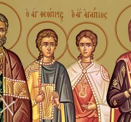 Почитаме паметта на Свети Евстатий Чудотворец