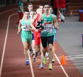 Спортист Nº1 на Панагюрище Иван Иванов започна новата година с медал