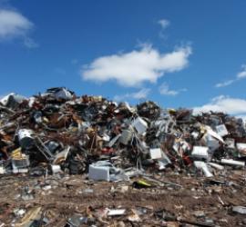 Планира се изграждане на събирателен център за едрогабаритни отпадъци