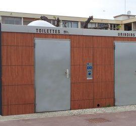 Избраха изпълнител за обществената автоматизирана тоалетна в Панагюрище