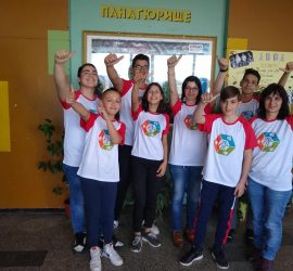 """Априлци на визита във Валенсия по проект на програма """"Еразъм +"""""""