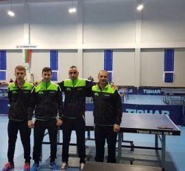 """Мъжкият отбор на СКТМ """"Асарел-Медет"""" спечели две срещи в домакинския турнир. Дубълът би два пъти в Гоце Делчев"""