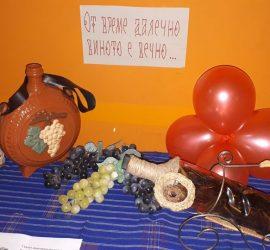 """Никола Марински бе избран за """"Цар на виното"""" в с.Бъта"""