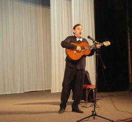 Орлин Чолаков- Трубадура с латино концерт в Панагюрище