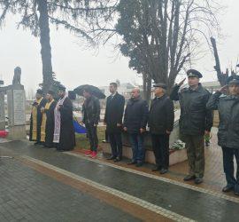 С възпоменателна церемония почетоха паметта на войниците от 27 пехотен Чепински полк