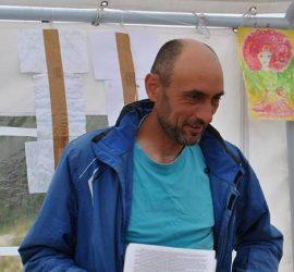 Срещата с писателя Ангел Вълканов се отлага за месец март
