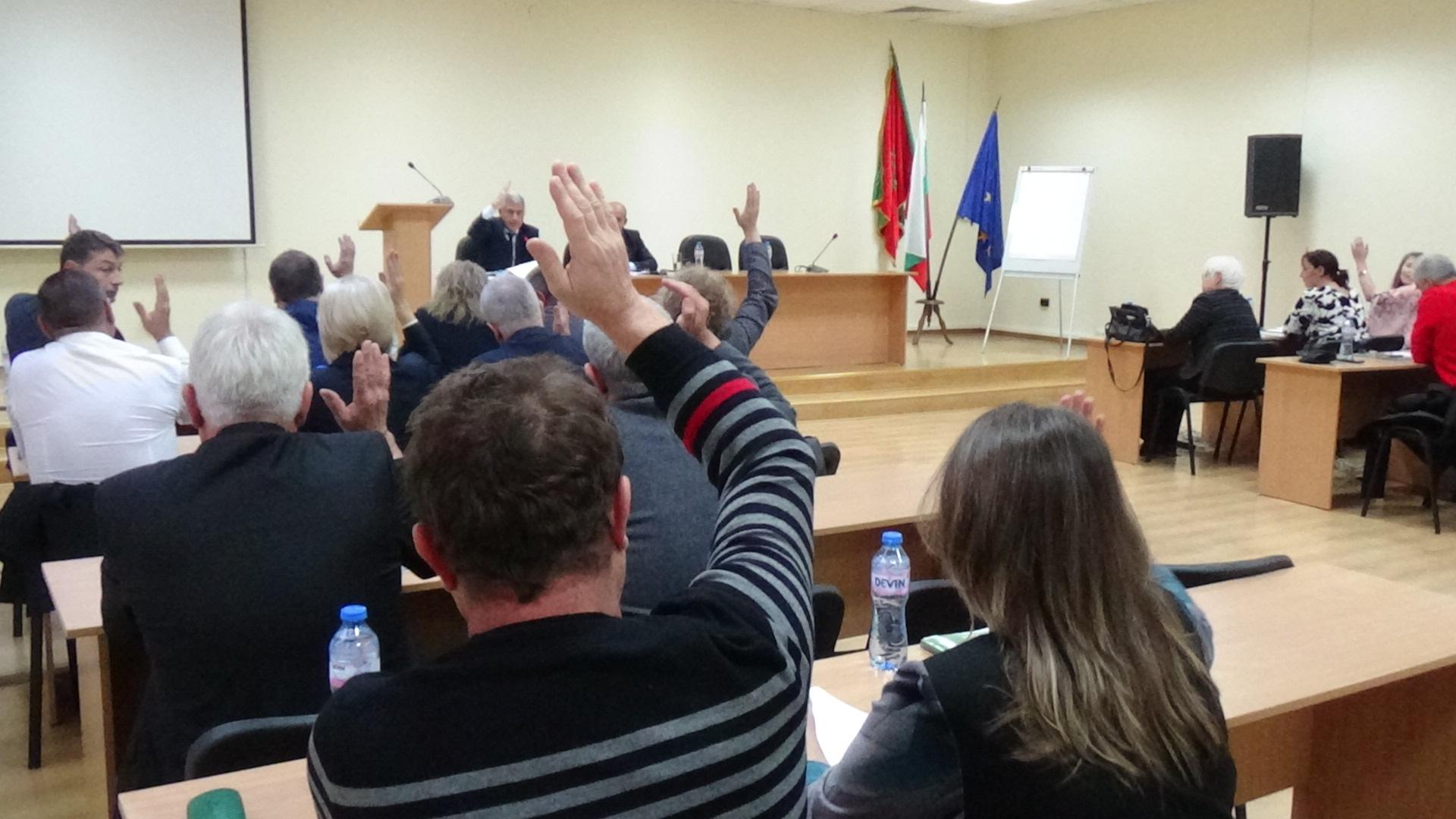Дневен ред от 7 точки на предстоящата на 21 май сесия на Общински съвет- Панагюрище