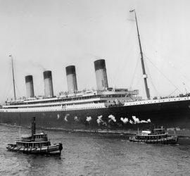 """На 15 април 1912 г. потъва легендарният британски лайнер """"Титаник"""""""