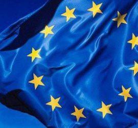 На 26 май 1986 г. Европейската общност приема европейското знаме