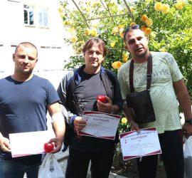 """136 човека се включиха в акцията по кръводаряване в """"Асарел-Медет""""АД"""