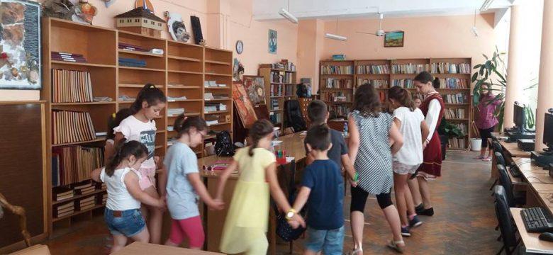 И през тази година Община Панагюрище ще реализира дейности за ангажиране на свободното време на децата и учениците