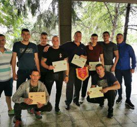 Отборът на РСПБЗН-Панагюрище победител в комплексното класиране на Областните състезания по пожаро-приложен спорт