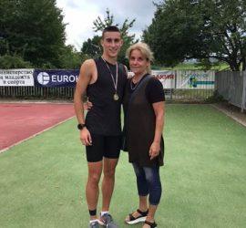 Нова шампионска титла: Иван Иванов триумфира и на десетобой