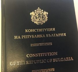 Нова Конституция и свикване на Велико Народно събрание иска премиерът