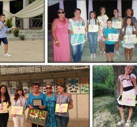 """Два златни, един сребърен и шест бронзови медала за панагюрски музикални таланти от VIII Национален младежки конкурс """"Петнадесет лалета"""", Хисар"""
