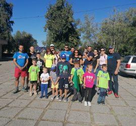 """Асарелци и техните деца продължиха с маркирането на туристическия маршрут """"По стъпките на Кървавото писмо"""""""